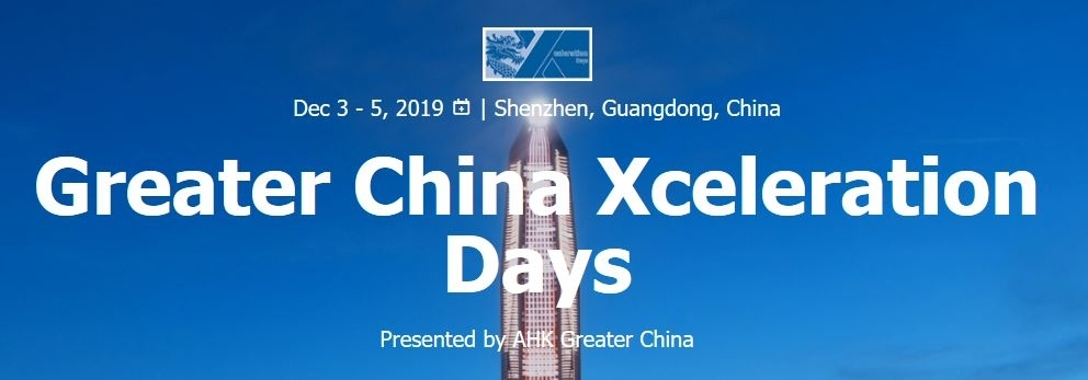 Greater China Xceleration Days | German Thai Chamber of