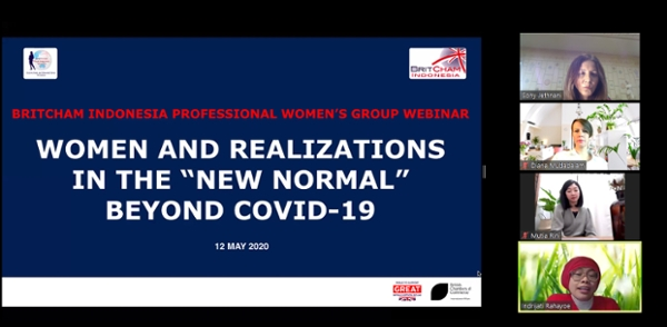 """PWG : Women and Realizations in the """"NEW NORMAL"""" Beyond COVID-19"""