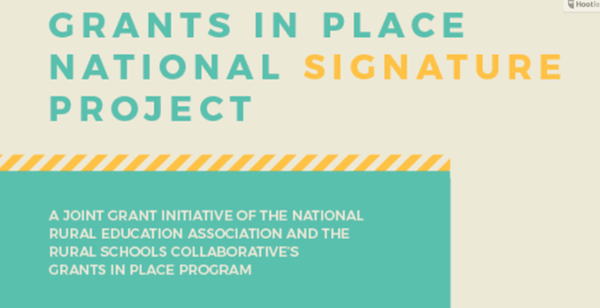 Apply Today for the 2021-22 National Signature Project Award!