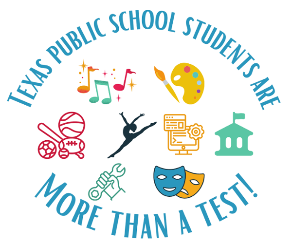 This week TREA promoted Texas Public School Students Are More Than a Test!
