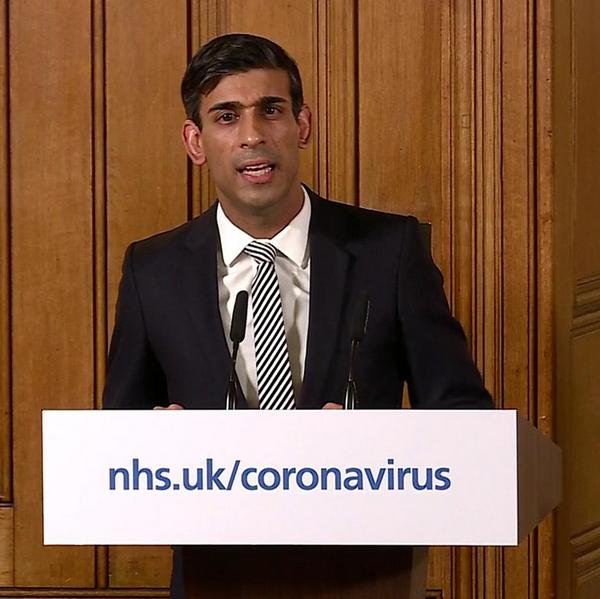 Coronavirus: Chancellor unveils £350bn lifeline for economy