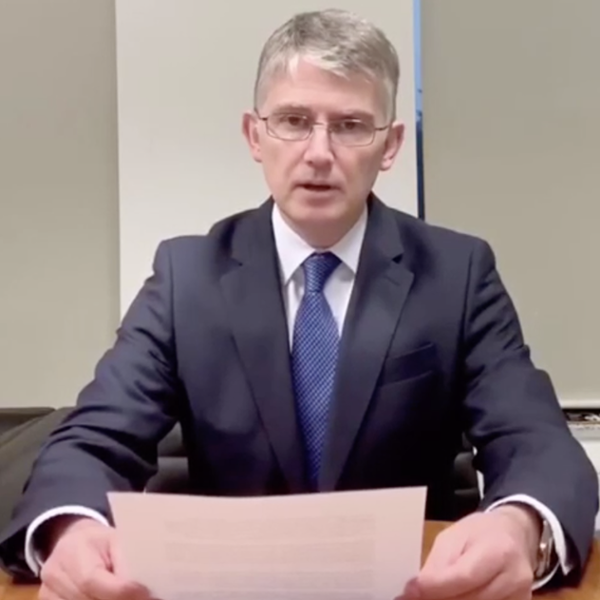 Video Message from HMA Owen Jenkins, British Ambassador to Indonesia and Timor-Leste