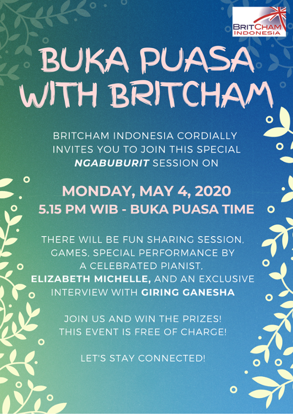 Buka Puasa with BritCham