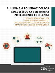 Cloud Security Alliance Codebook - May 2018 | Cloud Security