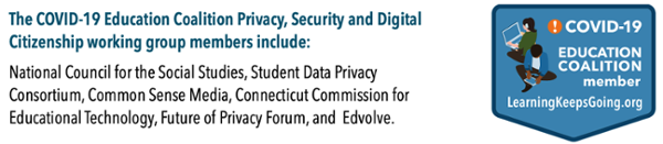 A Learning System for Privacy, Security and Digital Citizenship Infrastructure
