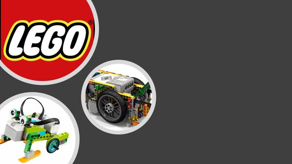 Lego机器人课