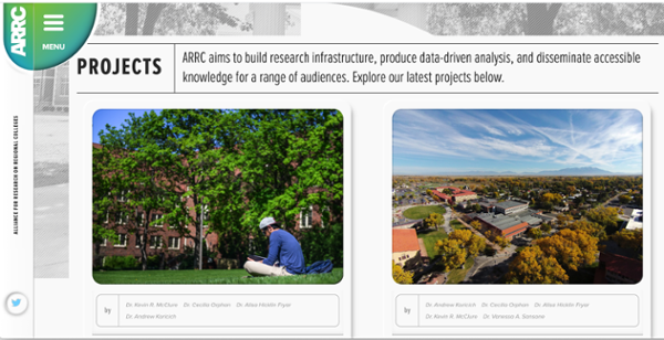 ARRC aims to build research infrastructure, produce data-driven analysis, and disseminate accessible knowledge for a range of audiences. Explore our latest projects below.