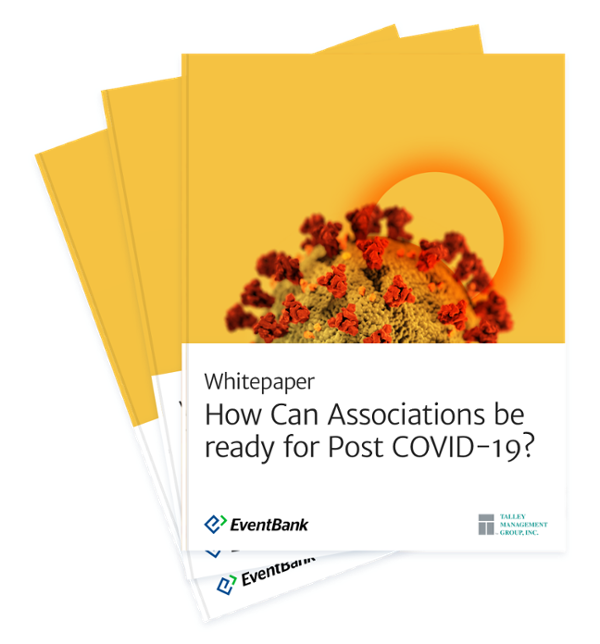 How Can Associations be ready for Post COVID-19? - Whitepaper, US associations, COVID19