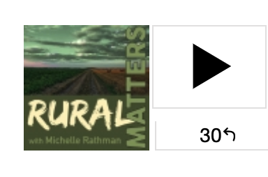 Rural Matters Podcast