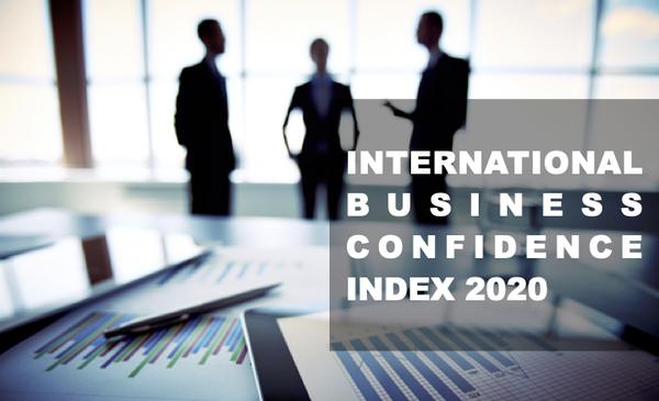 INTERNATIONAL BUSINESS CONFIDENCE INDEX 2020