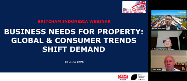 Business Needs For Property - Global & Consumer Trends Shift Demand