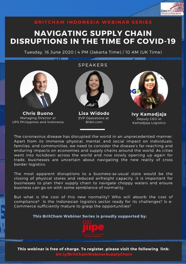 Navigating Supply Chain Disruptions in the Time of COVID-19