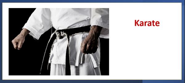 Karate课