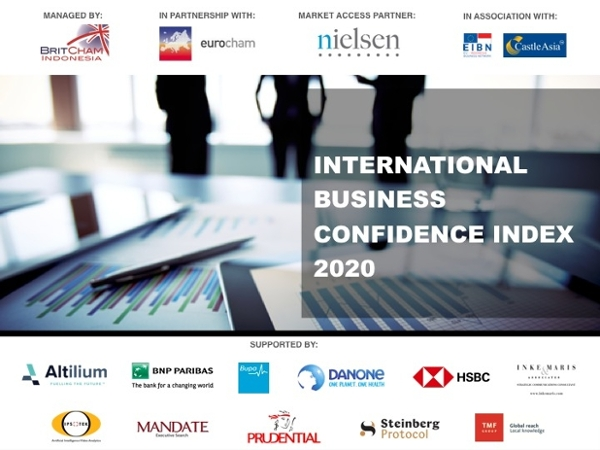 International Business Confidence Index 2020 Launch
