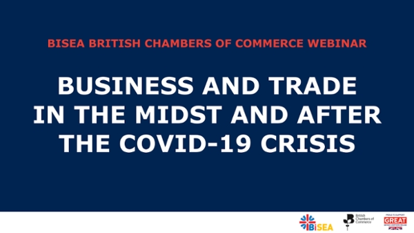 The British Chambers of Commerce – business and trade in the midst and after the COVID-19 crisis