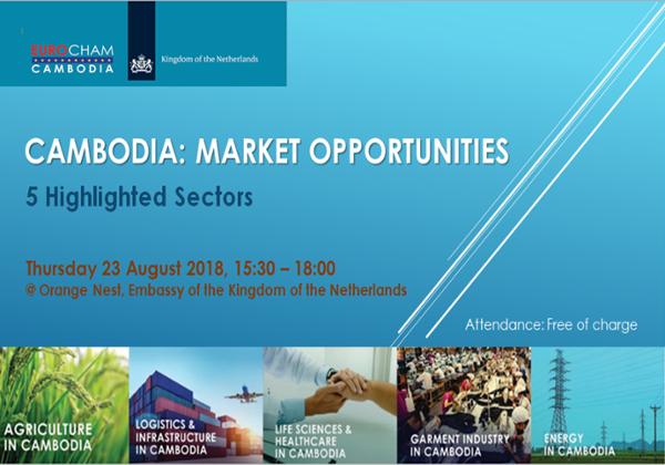Cambodia\'s Market Opportunities Presentation | Netherlands-Thai ...
