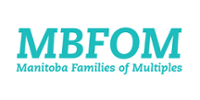 Manitoba Families of Multiples logo