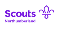 Northumberland County Scout Council logo