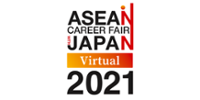 ASEAN CAREER FAIR with JAPAN Committee logo