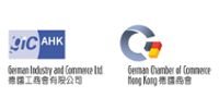 German Industry and Commerce Ltd. / German Chamber of Commerce, Hong Kong logo