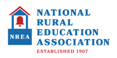 National Rural Education Association logo