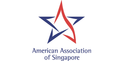 American Association of Singapore logo