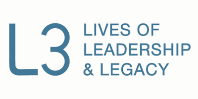 Lives of Leadership and Legacy logo
