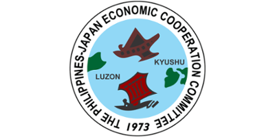 The Philippines-Japan Economic Cooperation Committee logo