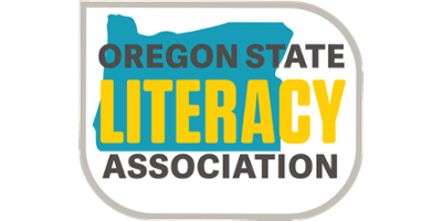 Oregon State Literacy Association logo