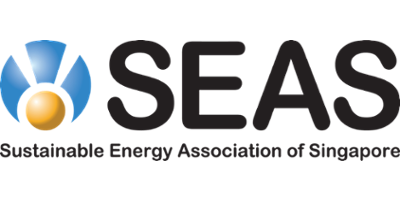 Sustainable Energy Association of Singapore logo