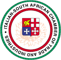 Italian South African Chamber of Trade & Industries logo