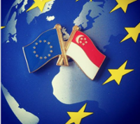 European Union in Singapore logo