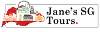 Jane's Tours logo
