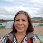 Dr. Annadel Cabanban (Country Representative and Programme Manager at Wetlands International)