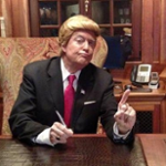 Bob Heck (Donald Trump Impersonator)