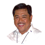 Mr. James K. Raterta (President at i-Home Greater Metro Manila)