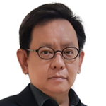 Dr. Atch Sreshthaputra (Founder and CEO of Africus Co., Ltd. & Managing Director of EGS-plan (Bangkok) Co., Ltd.)