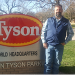 Mike Rogers (Senior Director of Maintenance and Refrigeration at Tyson Foods)
