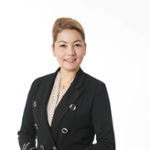 Cindy Tse (Director of Cabin Services at Sino Jet Hong Kong)