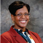 Dr. Towuanna Porter Brannon, (President at Thomas Nelson Community College)