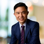 John Wu (Associate Director for Business Development – North Asia/Australia and New Zealand of DTCC)