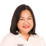 Sheila Samonte-Pesayco (President and CEO, Writers Edge)