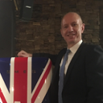 Steven Parker (Executive Director of British Chamber of Commerce in Taipei)
