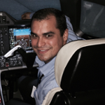 Fabio Bonnett (Air Safety Investigator at Embraer)