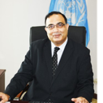 Prof. Shahbaz Khan (Director Regional Science Bureau for Asia and the Pacific of UNESCO)
