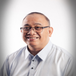 Frankie Arellano (Senior Technical Consultant and Practice Leader for Water at Maynilad Water Services)