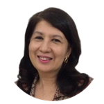 Ms. Gwen Albarracin (Immediate Past President at Asia Marketing Federation)