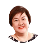 Ms. Sheila Samonte-Pesayco (President and CEO of Writers Edge)