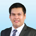 Joey Bondoc (Senior Manager for Research at Colliers International)