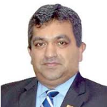 Kanishka Weerasinghe (Director General / Chief Executive Officer of The Employers Federation of Ceylon)